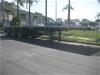 Fruehauf 40ft Tri Axle Flat Top Semi Trailer