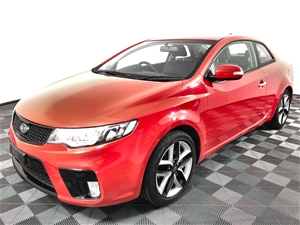 2010 Kia Cerato Koup TD Manual Coupe