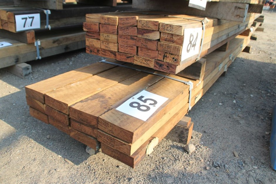 Pack of 12 Mixed Australian Recycled Timber Hard Wood