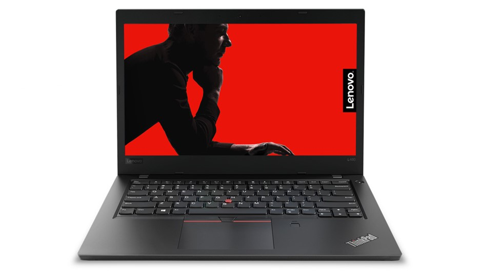 Lenovo ThinkPad L480 14-inch Notebook, Black