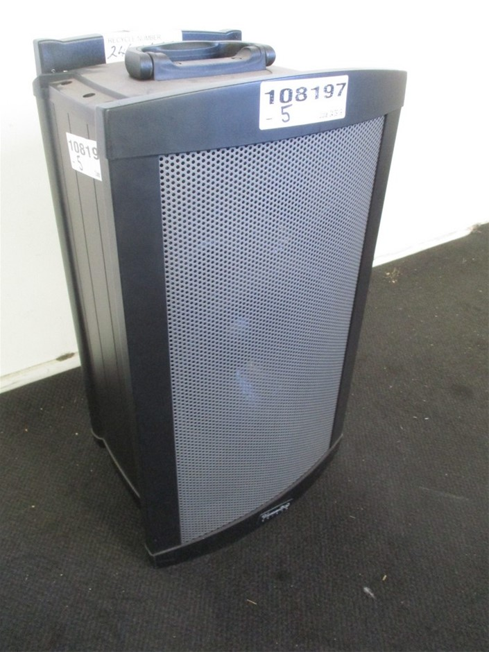 Chiayo Victory 2000 Portable PA System