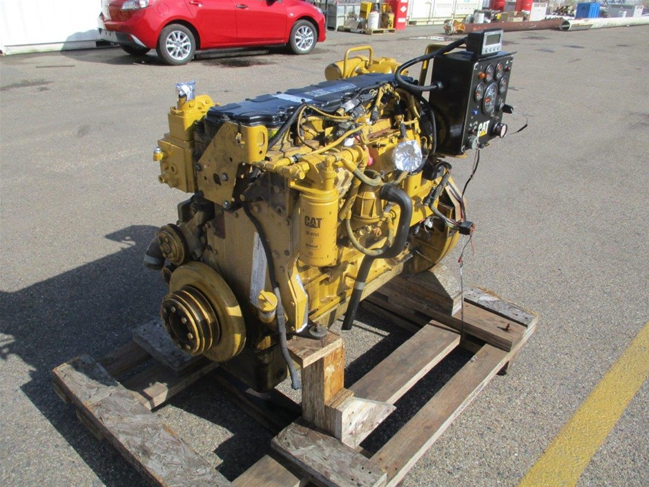 2011 Caterpillar C7 ACERT Engine