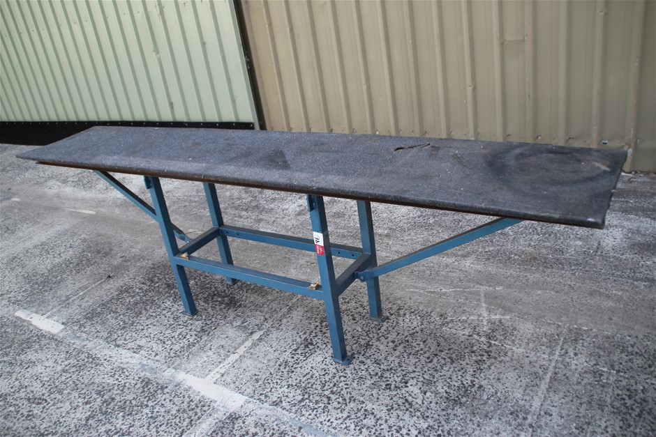 Assembly Work Bench, Timber Top Approx. 2740mm(L) x 510mm(W) x