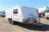 2011 Jayco Caravans Expanda Outback Tandem Caravan