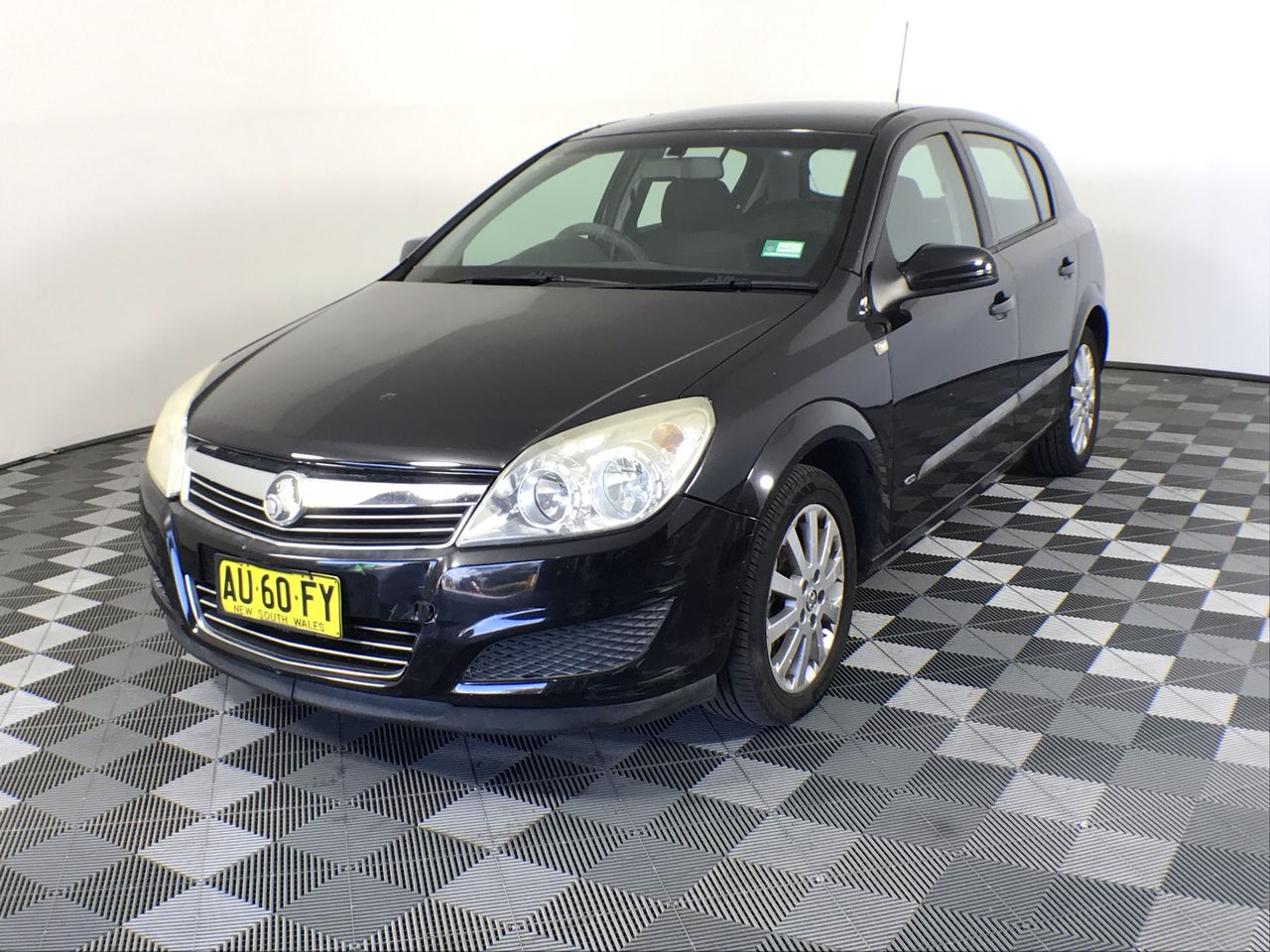 Holden Astra CD AH Automatic Hatchback
