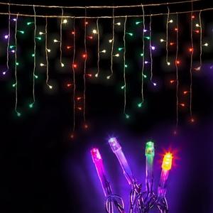 Christmas Icicle Lights - 800 LED