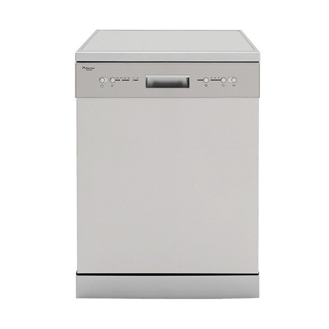 Euro 60cm Stainless Steel Freestanding Dishwasher, Model: PR60DW4S