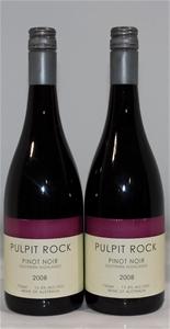 Pulpit Rock Pinot Noir 2008 (2x 750mL)