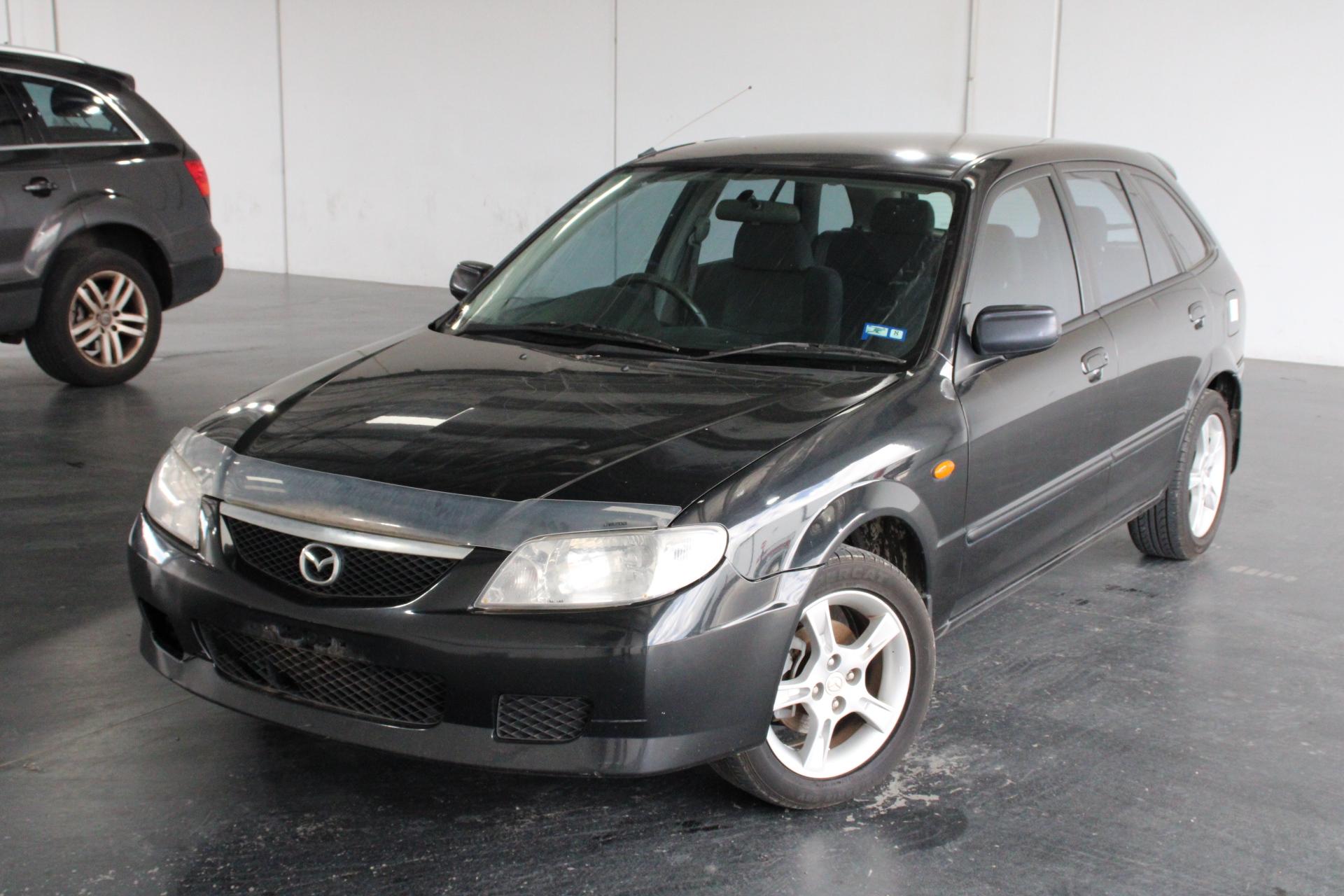 2003 Mazda 323 Astina Shades BJ Automatic Hatchback