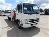 2012 Mitsubishi Fuso Fighter 1224 Crane Truck