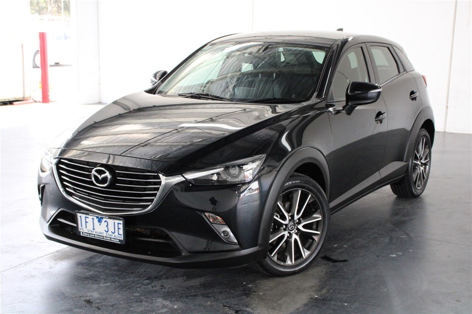2015 Mazda CX-3 S TOURING Automatic Wagon