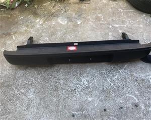 Rear Step Bar Vehicle