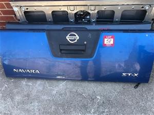 Nissan Navara STX Tailgate