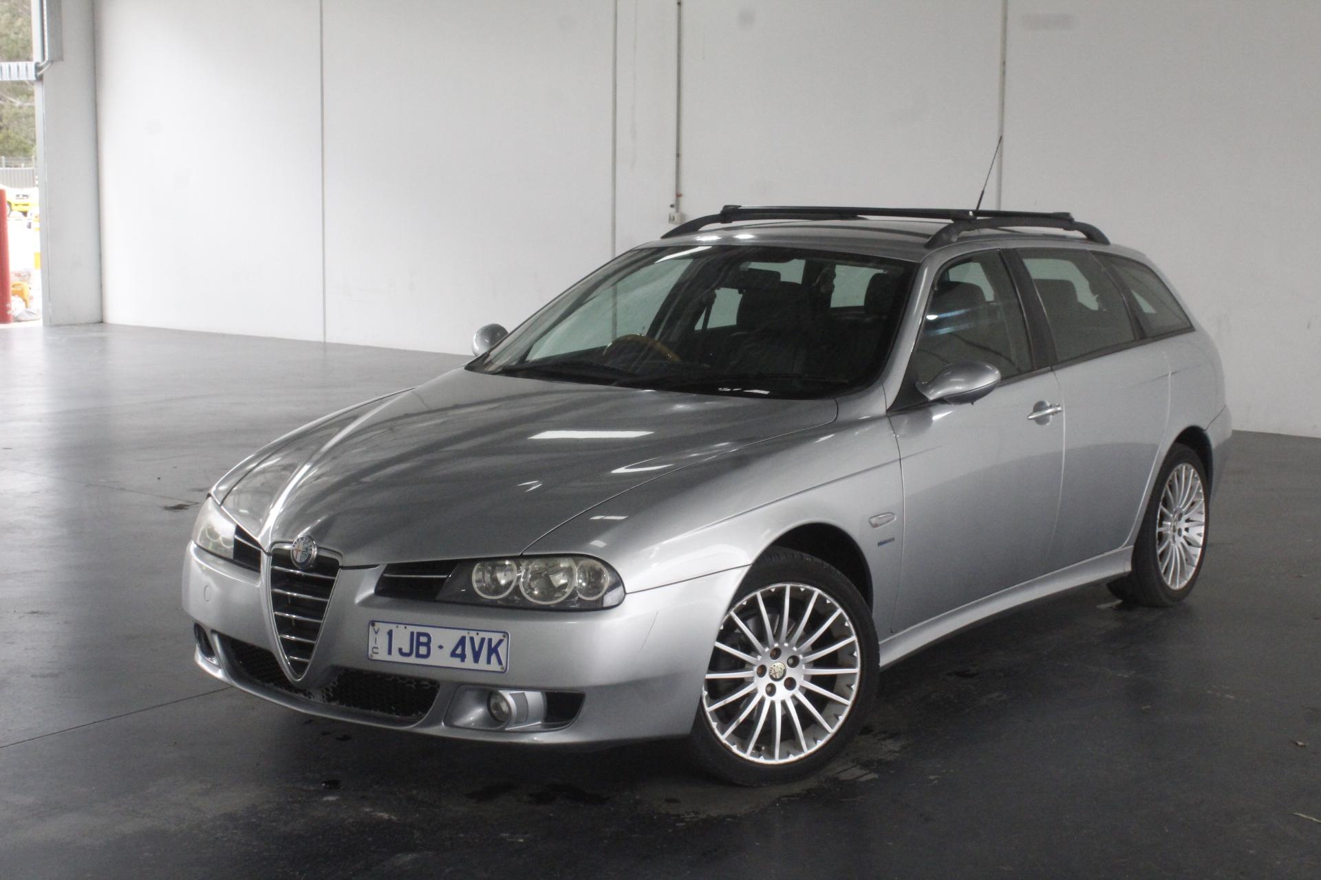 2004 Alfa Romeo 156 JTS Manual Wagon