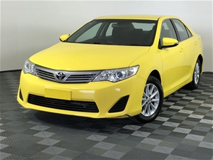 2013 Toyota Camry Altise ASV50R Automati