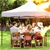 3x3m Easy Pop up Canopy Tent 420D Waterproof UV-Treated Cover Commercial
