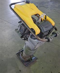 2013 Wacker Neuson BS60-4S Upright Ramme