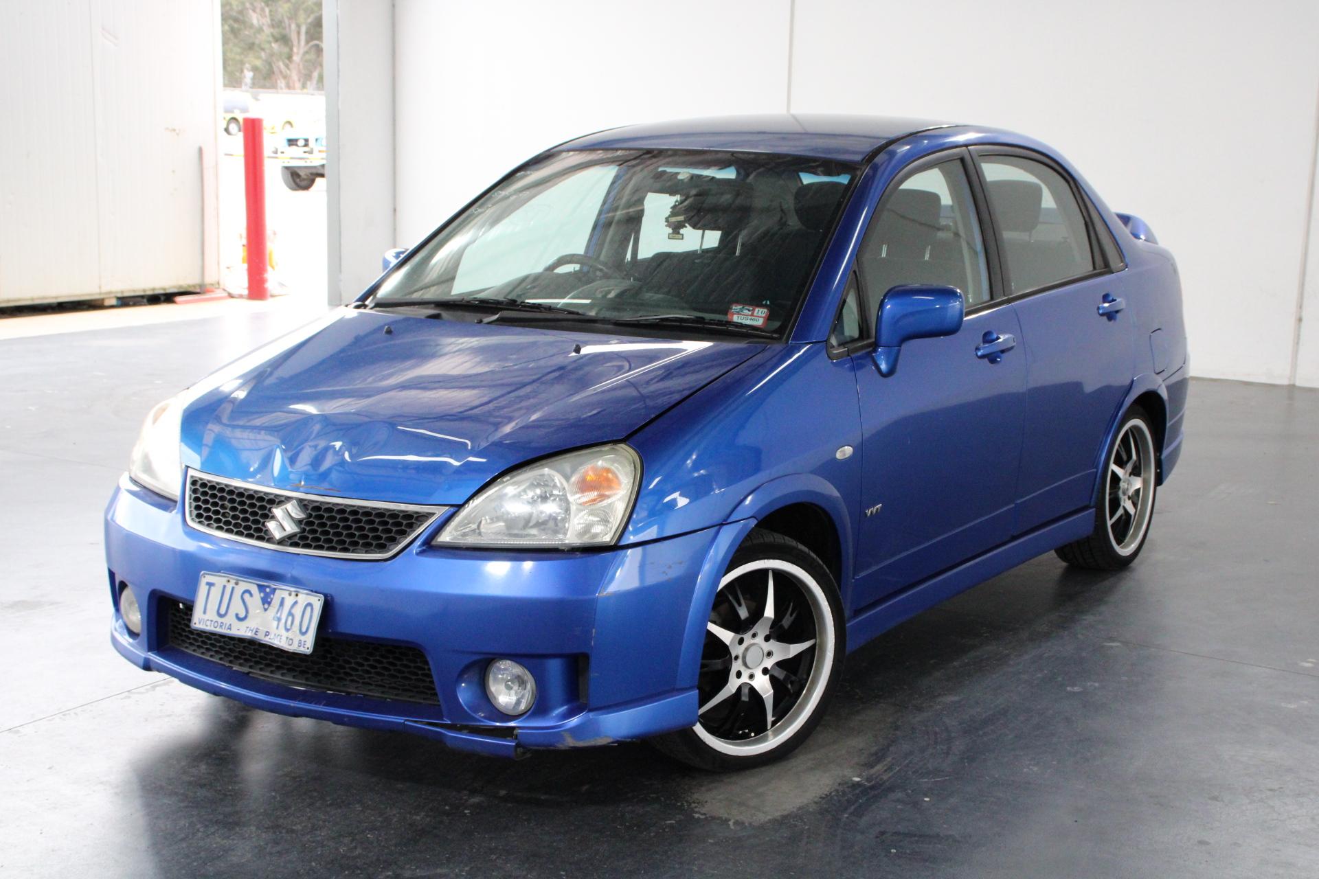 2005 Suzuki Liana Automatic Sedan