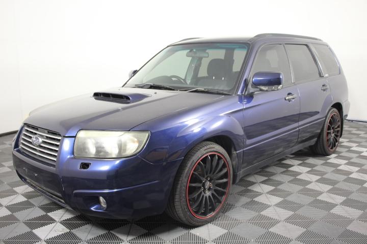 2005 Subaru Forester XT Manual Wagon