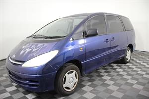 2002 Toyota Tarago GLI ACR30R Automatic