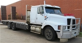 1994 International 3600 S Line 6x4 Truck, Manufacturing