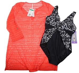 2 x Assorted Women`s Beach Wear, Include