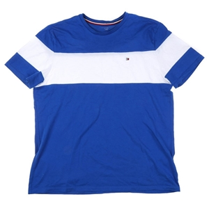 TOMMY HILFIGER Men`s Crew Neck Sport Shi