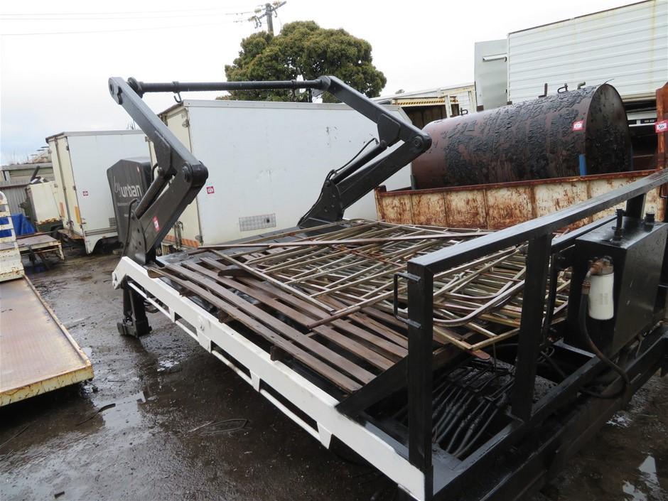 Bin Lifter Truck Body