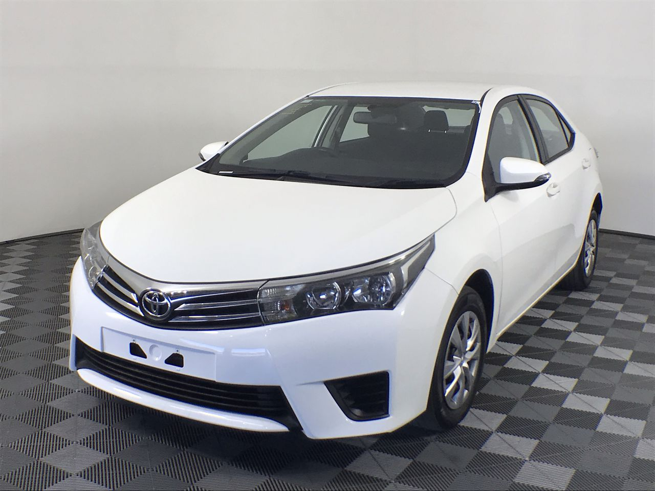 2014 Toyota Corolla Ascent ZRE172R Auto Sedan
