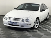 Unreserved 2001 Ford Falcon XR6 VCT AUII