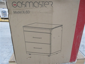 Assorted Gasmaster Storage Units