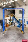 Unreserved Mechanical Workshop & Plant Services