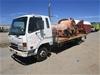 2003 Mitsubishi FK600 4 x 2 Tray Body Truck