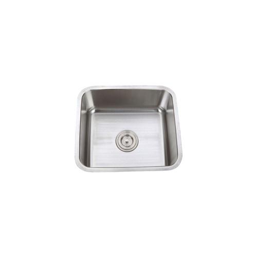 Brand New Stainless Steel Single Bowl Sink (JDSK89) 440x400x170mm (Bid pric