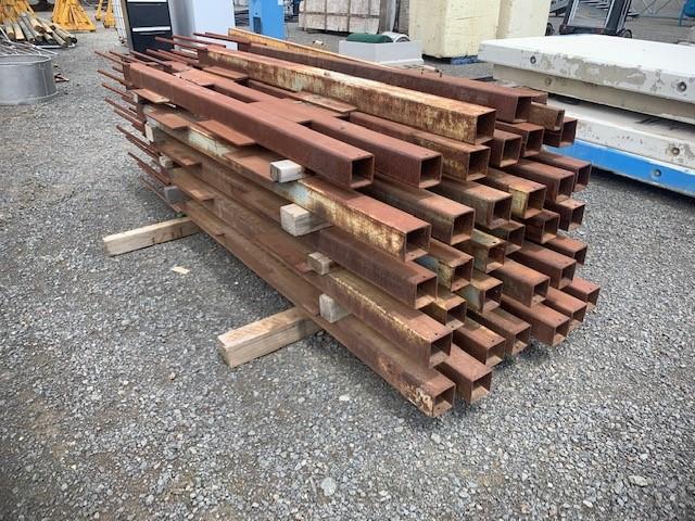Pallet of Tilt Panel Reinforcement Pillars