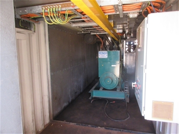 420kw Containerised Power Generation Unit