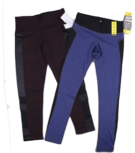 2 x Assorted Women`s Active Tights, Incl