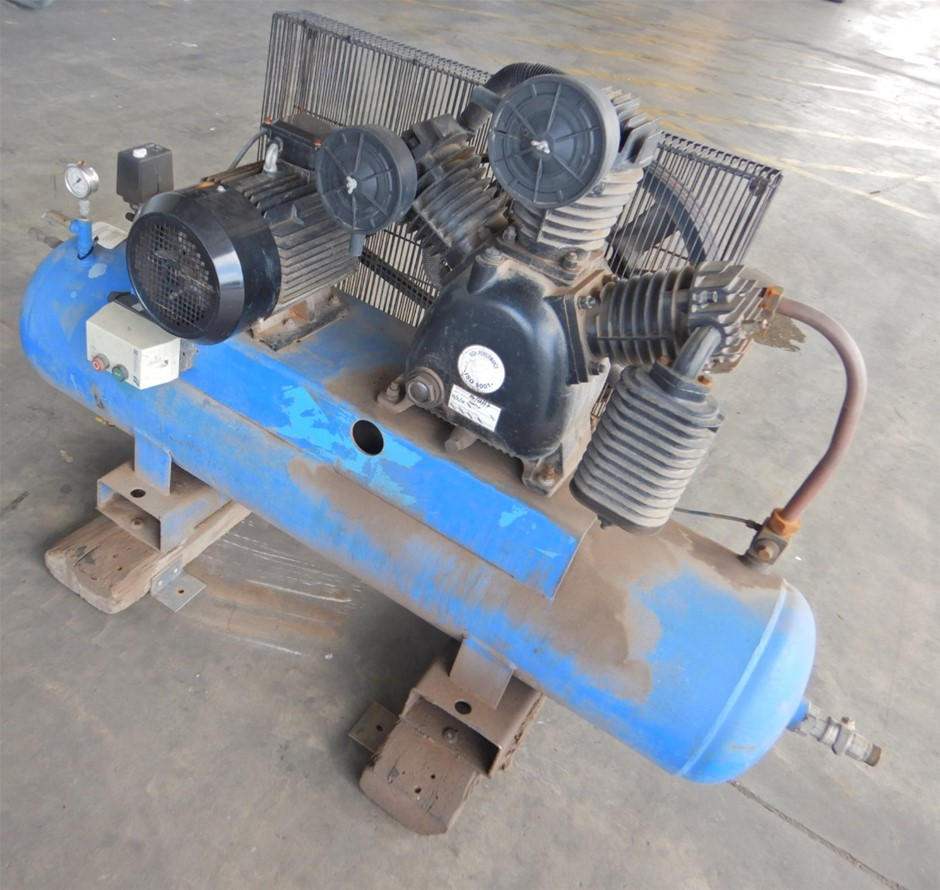 2010 Clisby 100H Industrial Air Compressor (Pooraka, SA)