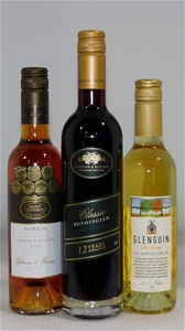 Pack of Assorted Dessert Wine (1 x 500mL