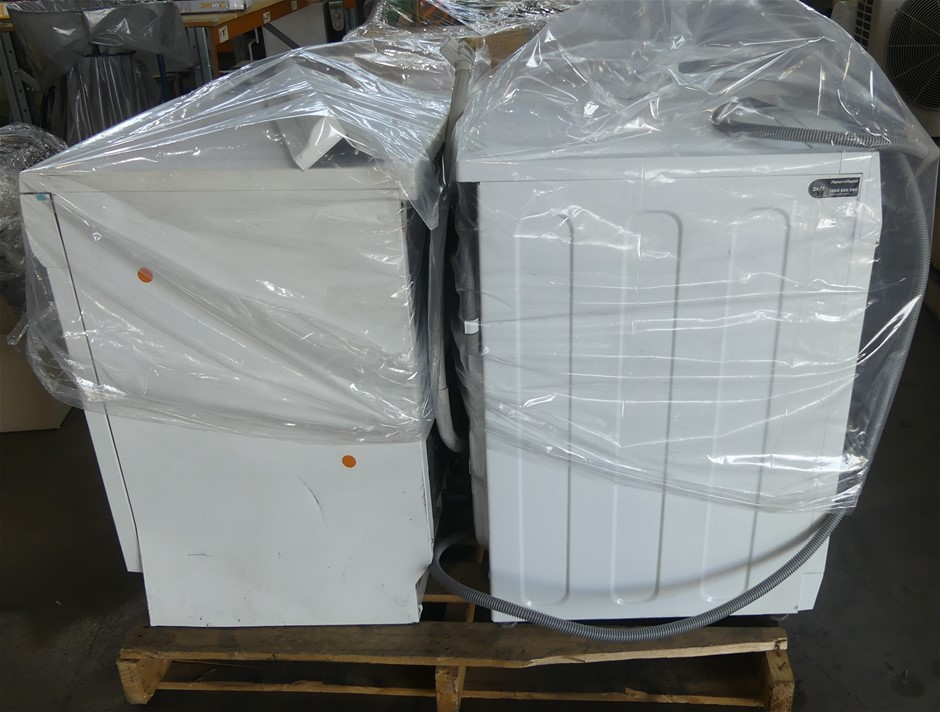 Pallet of 2 x Faulty White goods