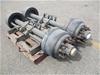 Qty 2 x KHF2008GP Heavy Duty Axles