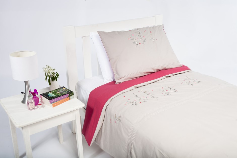 Alchemy Quilt Cover Set - Single