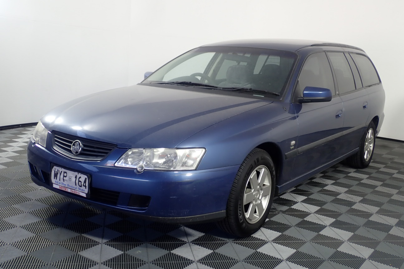 2003 Holden Commodore Acclaim VY Automatic Wagon