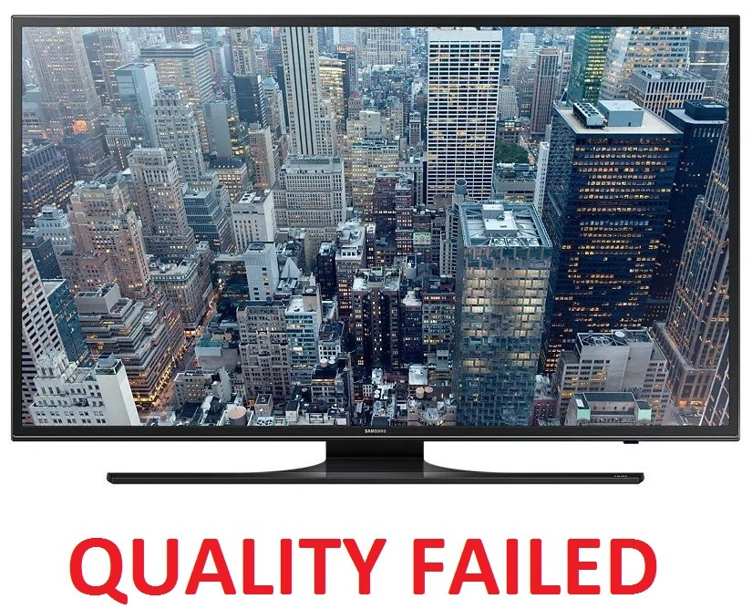"Samsung Series 6 UA50JU6400W 50"" 4K UHD LED Smart TV"