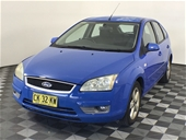 2006 Ford Focus LX LS Manual Hatchback