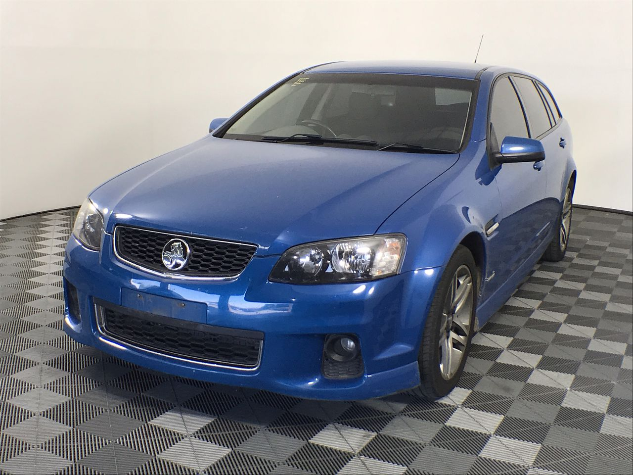 2013 Holden Sportwagon SV6 Z-SERIES VE II Automatic Wagon