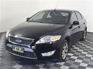 2010 Ford Mondeo Zetec MB Turbo Diesel A