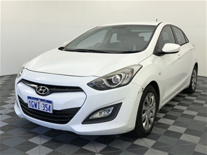 2012 Hyundai i30 Active GD Automatic Hat
