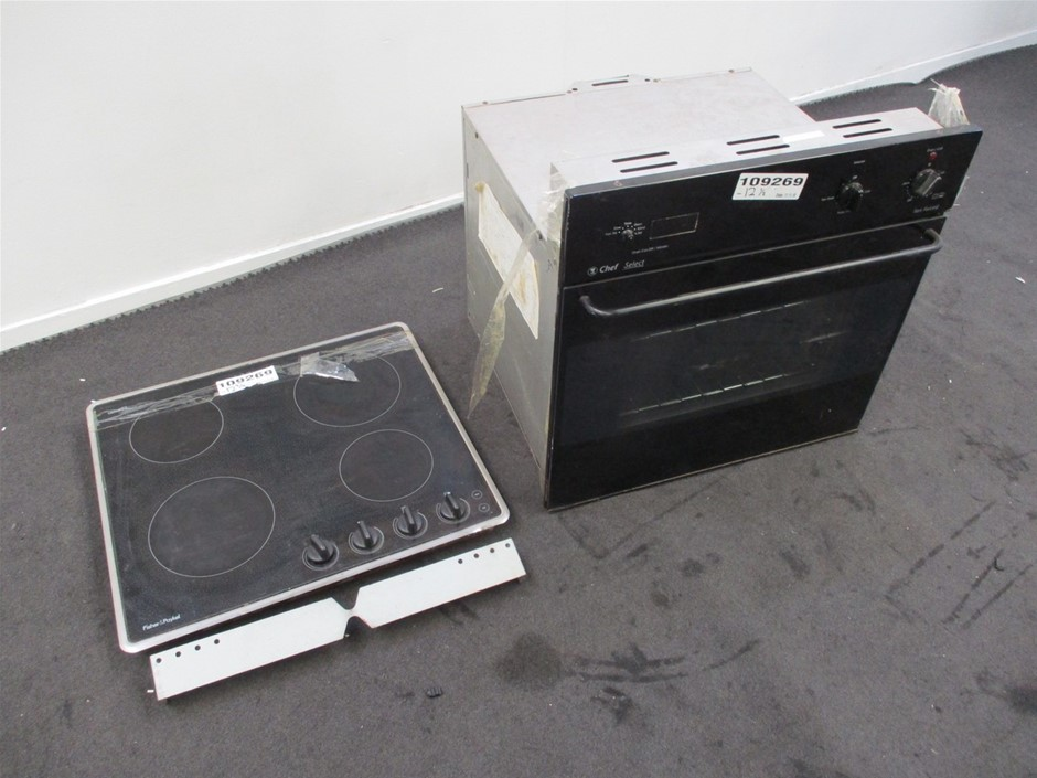 Cooktop and Oven