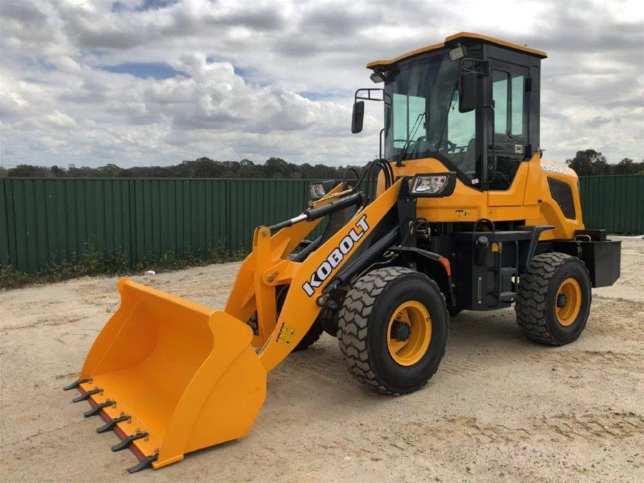 2019 Kobolt K928 Wheel Loader